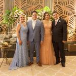 Maria Teresa, Lucas, Érica E Carlos Henrique Aguiar Lopes