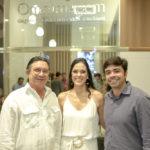 Mauricio Cals, Paula Viana E Eduardo Cals (2)