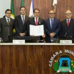 Michel Lins, Edilberto Pontes, Eduardo Bismarck, Salmito Filho, Tim Gomes, Fernando Ximenes E Adail Júnior (4)