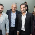 Miguel Dias, Paulo César Norões, Abelardo Rocha E Elcio Batista (2)