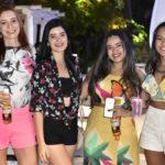 Milena Andrade, Barbara Marina, Ana Dara Fonseca E Joyce Oliveira