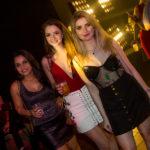 Monica Sales, Juliana Santos E Chiara Santiago
