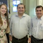 Natalia Freitas, Daniel Bezerra E Jose Monte
