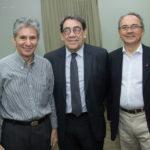 Pádua Lopes, Guliver Leão E Afro Lourenço (1)