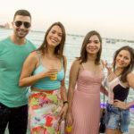 Paulo Borges, Denise Fernandes, Daniele Nogueira E Morgana Queiroz (1)