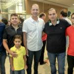 Pedro Coelho, Marcelo, Mateus Perez, Regis Medeiros, Alexandre E Davi Sales (6)