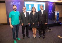 Pietro Cciuzzy, Cláudio Ricardo, Neila Fontenele E Eduardo Neves