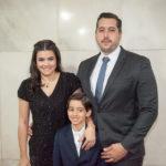 Priscila, Rafael E Thiago Leal