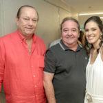 Rafaela Leal, Chiquinho Aragão E Paula Viana