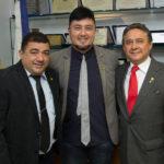 Raimundo Filho, Michel Lins E José Porto (1)