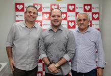 Ricardo Bezerra, Heitor Freire E Emanuel Capistrano