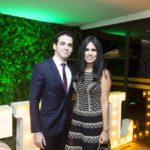 Rodrigo Linhares E Marjorie Rocha
