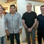 Rodrigo Parente, Francisco Bandeira, Eugenio Vieira E Isaac Furtado (5)