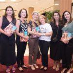 Sandra Pinheiro, Lurdinha Porto, Beatriz Otoch, Marcia Freire, Marcia Travessoni E Fátima Távora