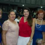 Selma Cabral, Crismene Bessa, Candida Portela, Fátima Duarte E Maria Luiza Fontenele(3)