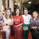Sofia E Marianna Cals, Marcia Teixeira, Marcia Travessoni E Ethel Rios