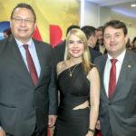Sormane Freitas, Cheila Melo E Benigno Junior