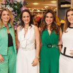 Tais Pinto, Adriana Miranda, Eveline Fujita E Carla Pereira