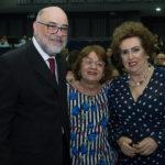 Valdemar Menezes, Valdenora Salles E Leda Maria (2)