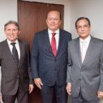 Valmir Ferreira, Rafael Leal E Beto Studart