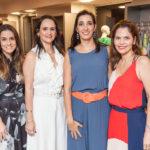 Vanessa Melo, Adriana Miranda, Catarina Cavalcante E Cristina Carneiro