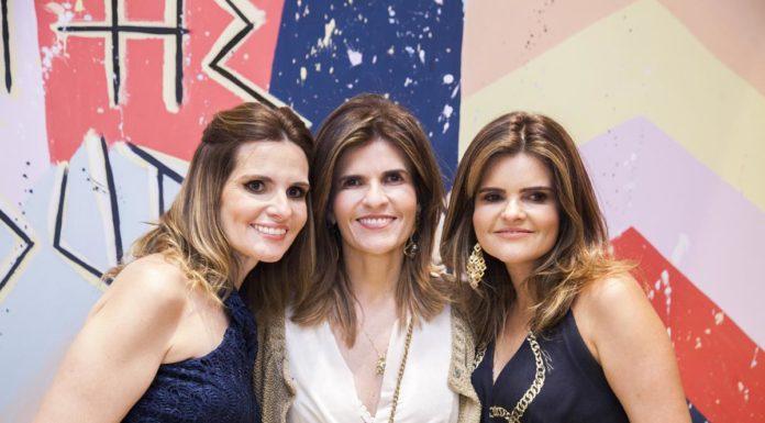 Viviane Baima, Luciana Goiana E Cristine Feitosa