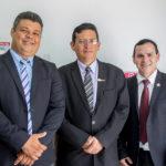 Washington Barbosa, Marcos Júnior E Alexandre Távora (1)