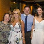 Ana Zélia Gadelha, Letícia Studart, Fernando Ferrer E Adriana Miranda (1)