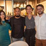 Anaisa Braga, Juca Máximo, Alice Frota E Pedro Gonçalves