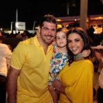 Armando, Valentina E Manoela Campos