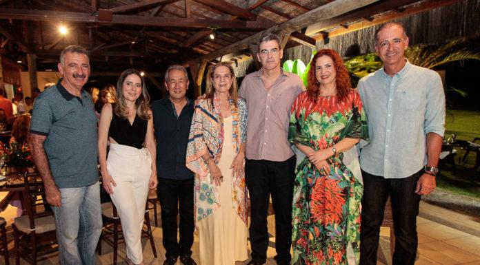 Arthur Bruno, Águeda Muniz, Coronel Romero, Ania Ribeiro, Geraldo Luciano, Enid Câmara E Régis Medeiros _