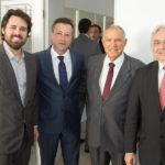 Carlos Alencar, Fernando Franco, Carlos Alberto Forte E Paulo Albuquerque (2)