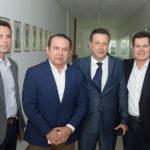 Constantino Dias, Max Bezerra, Fernando Franco E Claudio Dias Branco (1)