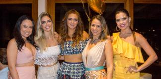Daniela De Paula, Priscila Levy, Vanessa Custódio, Mariana Frota E Lillyan Di Carlly (2)