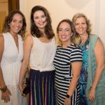 Daniele Couto, Marina Sidrão, Juliana Moreira E Erica Portugal