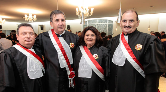 Durval Maia, Paulo Régis Botelho, Regina Gláucia Nepomuceno E Francisco José Gomes