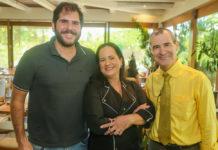 Eduardo Castelão, Lilia Braz E Jorge Bita (2)