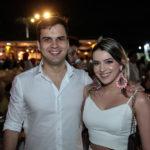 Felipe Martins E Melina Aguiar