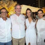 Fernando Bezerra, Ciro Gomes, Giselle Bezerra E Cristina Bezerra (6)