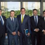 Fernando Franco, Ricardo Andrade, André Pepitone, Oscar Cordeiro E Jardson Cruz (2)