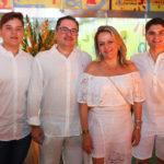 Gabriel, Cassio Lopes, Isabele E , Mateus Mont Alverne (5)