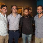 Garcês Neto, João Paulo Feitosa, Juca Máximo E Geovane Garcês