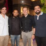 Garcês Neto, Juca Máximo, Joel Pivotto E Francisco Morel
