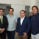 Jardson Cruz, Etevaldo Nogueira, Max Bezerra E Philip Brooks (3)