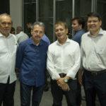 João Teixeira, Egídio Serpa, Otacílio Valente E Silvio Carlos (2)