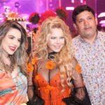 Juliana Bastos, Branca Mourão E Bruno Queiroz