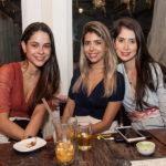 Lara Soares, Jéssica Nascimento E Mariana Dias