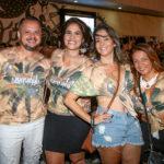 Levi Santos, Késsia Santos, Jessica Lais E Bruna Rodrigues