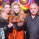 Lilian Porto, Branca Mourão E Armando Aguiar