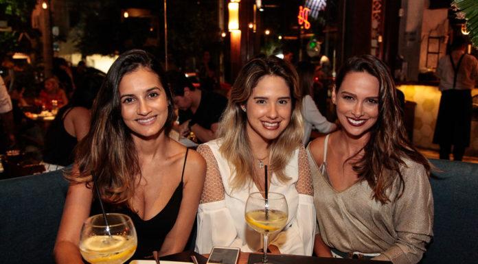 Lu Palhano, Luciana Carneiro E Laura Saldanha